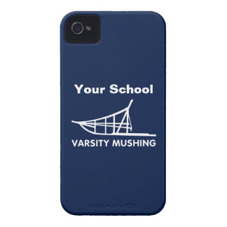 Varsity Mushing iPhone 4 Case