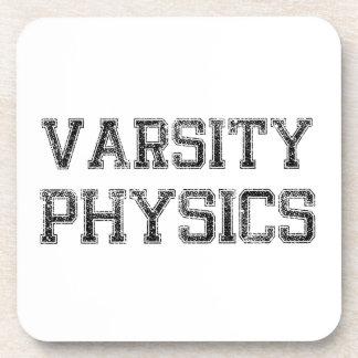 Varsity Physics Drink Coaster