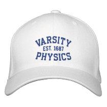 Varsity Physics Established 1687