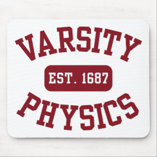 Varsity Physics Mouse Pad