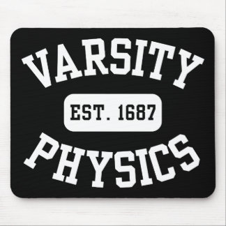 Varsity Physics Mouse Pads