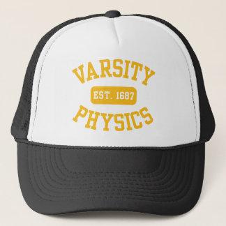 Varsity Physics Trucker Hat