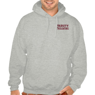 VARSITY TAILGATING HOODED PULLOVERS