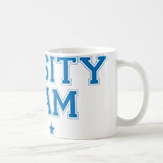 Varsity Team - Blue Coffee Mug