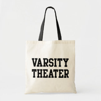 VARSITY THEATER CANVAS BAGS