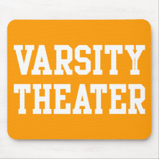 VARSITY THEATER MOUSE PAD