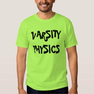VARSITYPHYSICS T-SHIRTS
