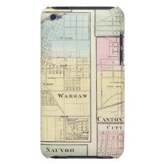 Varsovia, Macomb, Marshall, cantón Case-Mate iPod Touch Fundas