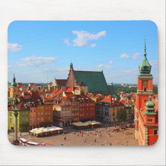 Varsovia Mousepad Tapete De Ratones