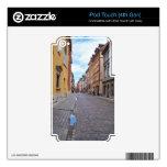 Varsovia, Polonia iPod Touch 4G Skin