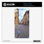 Varsovia, Polonia Skins Para iPhone 4