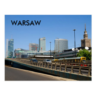 Varsovia Tarjetas Postales
