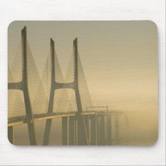 Vasco da Gama Bridge Lisbon Portugal Mouse Pad