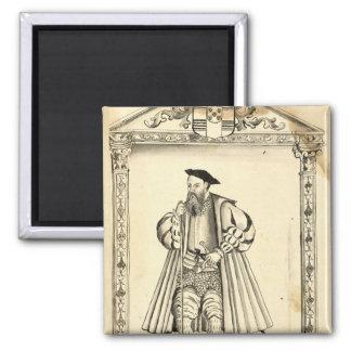 Vasco da Gama de 'Lendas DA India Imán Cuadrado