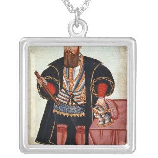 Vasco da Gama, ejemplo Colgante Cuadrado