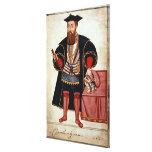 Vasco da Gama, ejemplo Lona Estirada Galerias