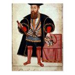 Vasco da Gama, ejemplo Tarjeta Postal
