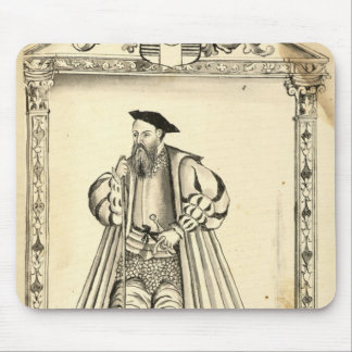 Vasco da Gama  from 'Lendas da India' Mouse Pads