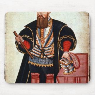 Vasco da Gama , illustration Mouse Pads