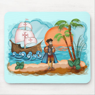 Vasco Da Gama - kids mousepad