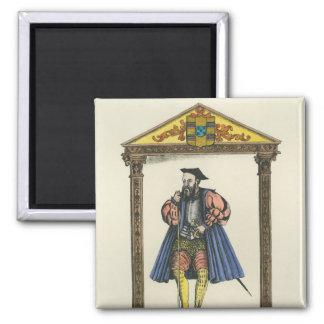 Vasco da Gama Magnet