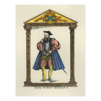 Vasco da Gama Tarjetas Postales