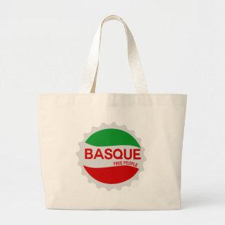 Vasco Euskadi Bolsa Tela Grande