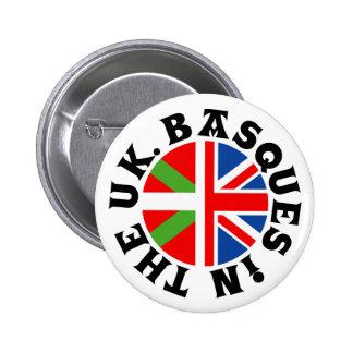Vascos en el Reino Unido Pin
