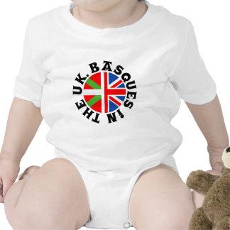 Vascos en el Reino Unido Camisetas