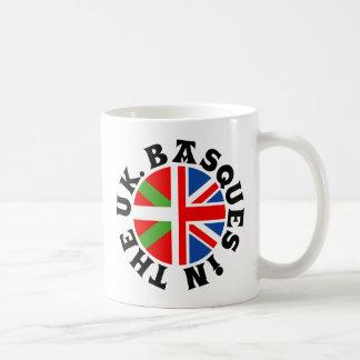 Vascos en el Reino Unido Taza