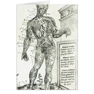 Vascular System according to Charles Etienne Card