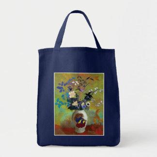 Vase au Guerrier Japonais (Japanese Warrior Vase) Tote Bag