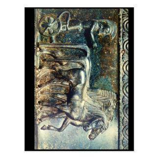 Vase de Vix', Musee de_Art of Antiquity Postcard