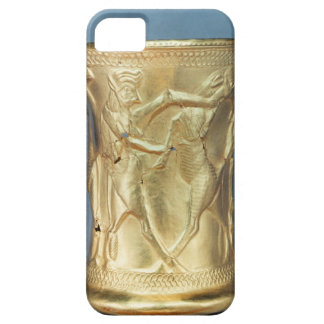 Vase decorated with mythological creatures, Persia iPhone SE/5/5s Case