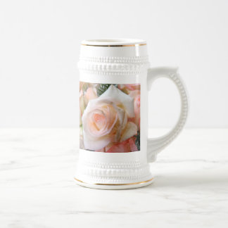 Vase for Roses Beer Stein