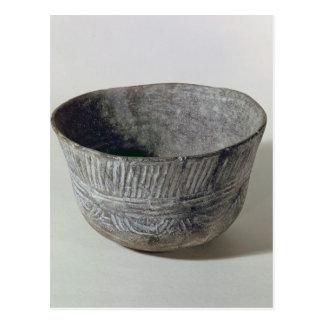 Vase, from Fontbouisse, 2300-1700 BC Postcard