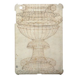 Vase in perspective by Paolo Uccello Case For The iPad Mini