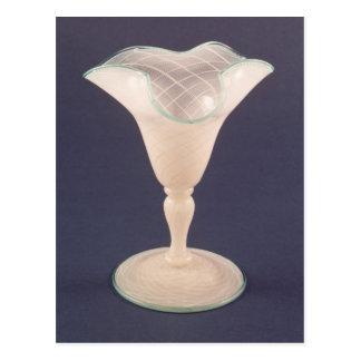 Vase, late 19th century postcard