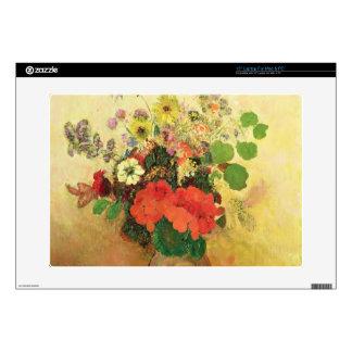 Vase of Flowers, c.1908-10 (oil on canvas) Laptop Skins