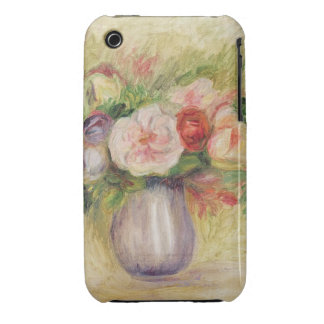 Vase of Flowers (oil on canvas) iPhone 3 Case-Mate Case