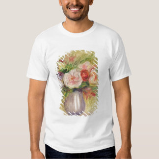 Vase of Flowers (oil on canvas) T Shirt