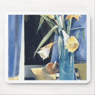 Vase of Flowers - Preston Dickinson Mouse Pad