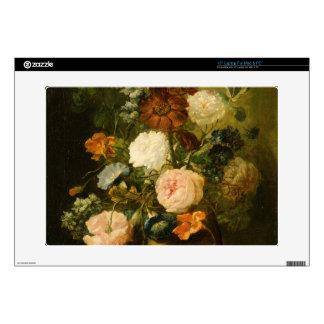 Vase of Flowers Skins For Laptops