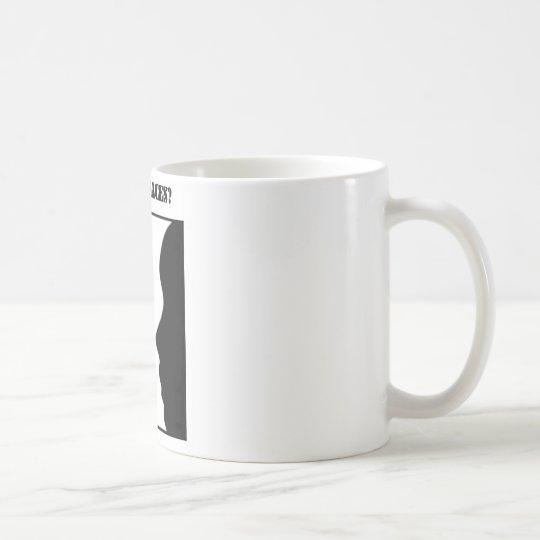 Vase Or Faces Optical Illusion Coffee Mug Zazzle