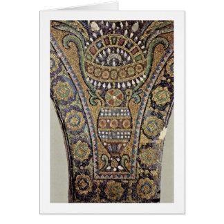 Vase With Akanthusmotiv By Arab Painter 690 Greeting Cards
