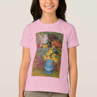Vase with Daisies and Anemones by Van Gogh T-Shirt