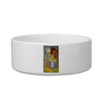 Vase with daisies and anemones - Van Gogh Bowl