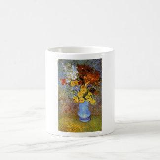 Vase with daisies and anemones - Van Gogh Coffee Mug