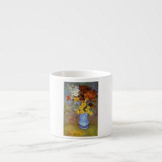 Vase with daisies and anemones - Van Gogh Espresso Mug