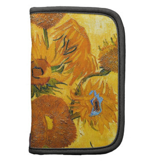 Vase with Fifteen Sunflowers by Vincent van Gogh Organizers